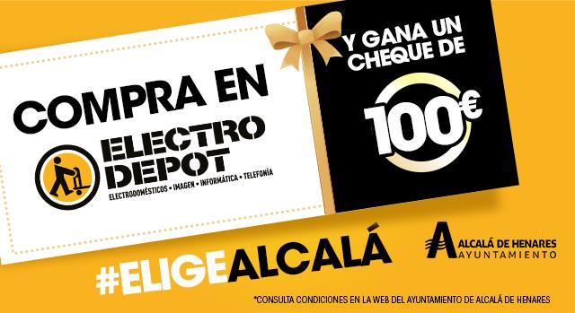 Campaña Elige Alcalá