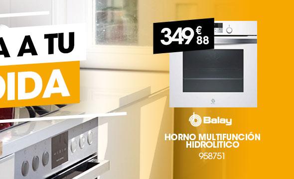 Horno Balay