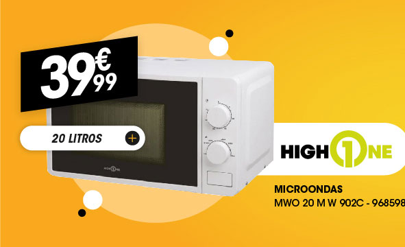 Microondas High One