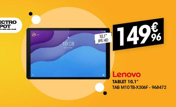 Tablet LENOVO TAB M10 TB-X306F HD Plus 4Gb/64Gb