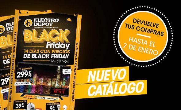 El catálogo de Back Friday