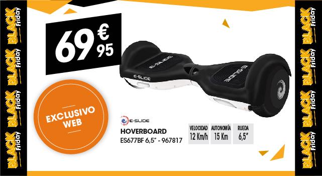 Hoverboard E-slide