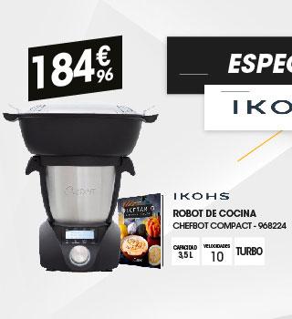 Robot de cocina Ikohs