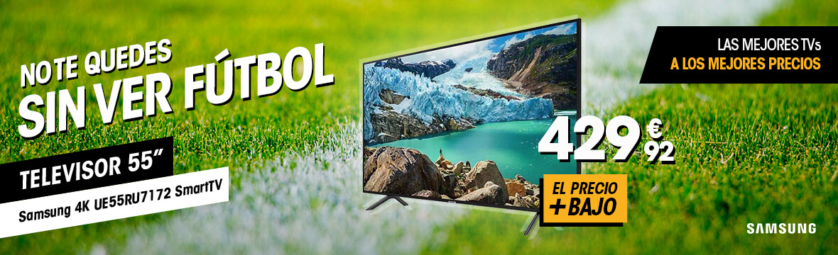 TV Samsung 55