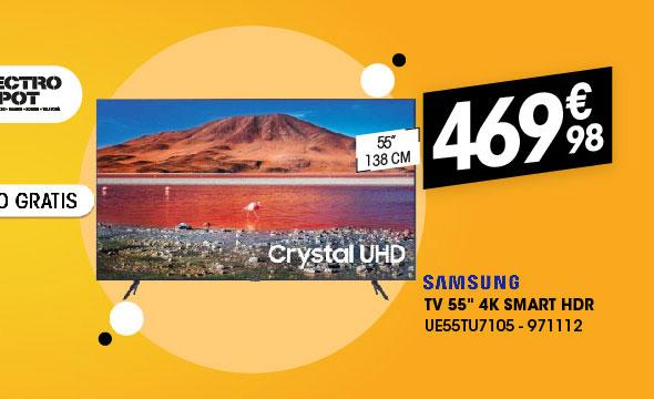 TV 55'' SAMSUNG SMART HDR