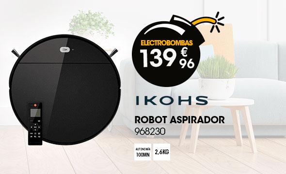 Robot aspirador Ikohs