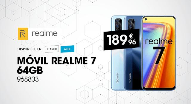 Móvil Realme 7 64GB