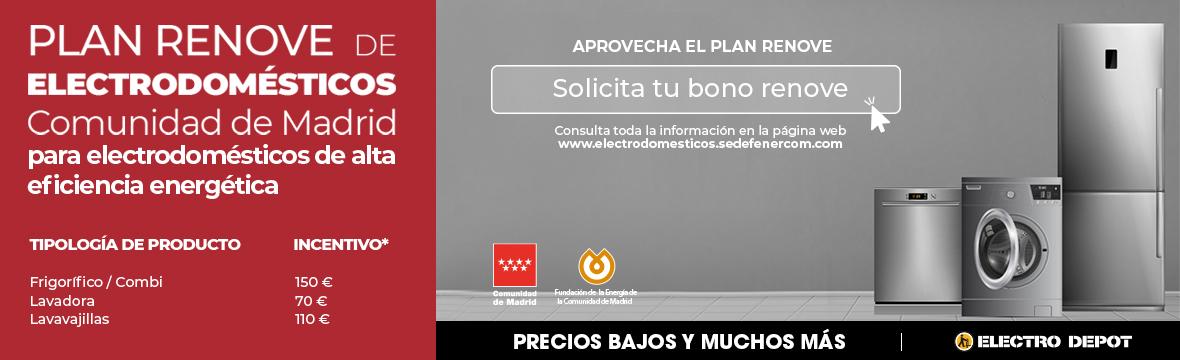Plan Renove Comunidad de Madrid