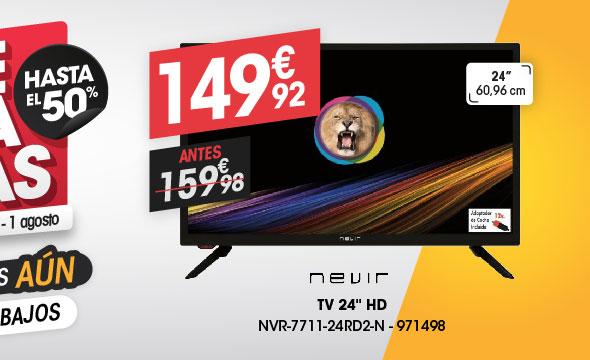 TV 24'' HD NEVIR