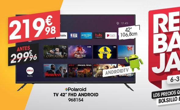 Android TV POLAROID 42