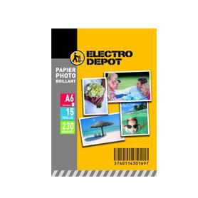 Papel y accesorios - Electro Dépôt