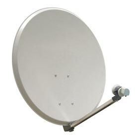 Antenas parabólicas - Electro Dépôt