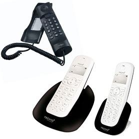 Teléfonos fijos - Electro Dépôt