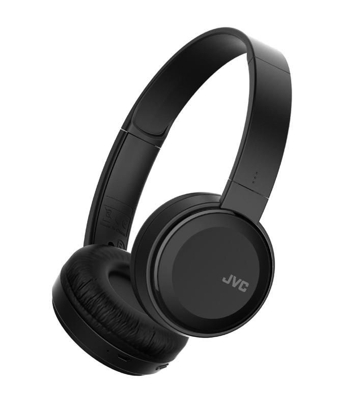 Auriculares Diadema Bluetooth Jvc Ha-s30bt-b-e Negro