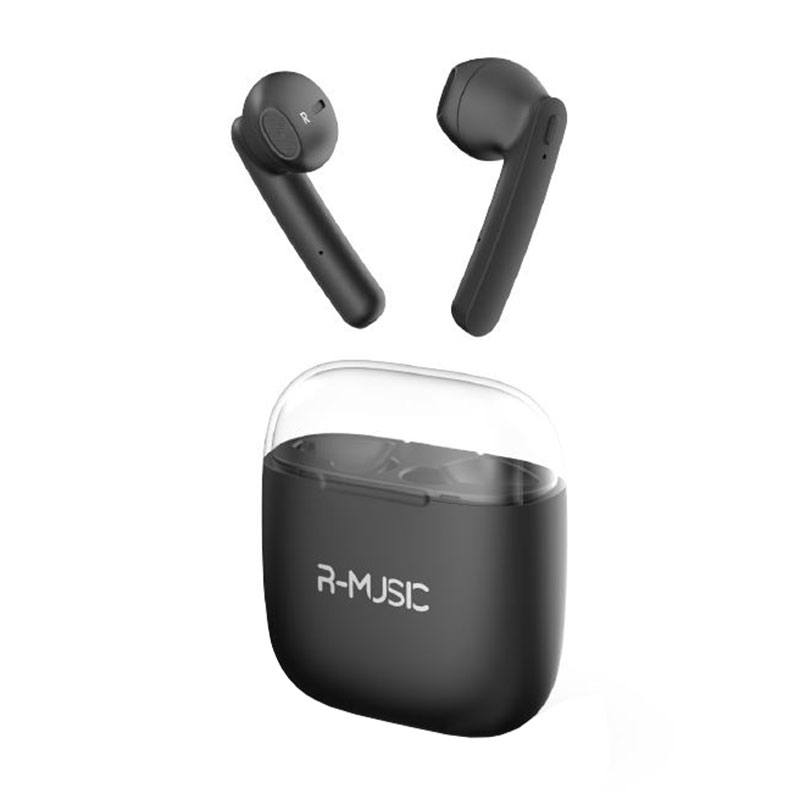 Auriculares R-music Rm483683 Negro