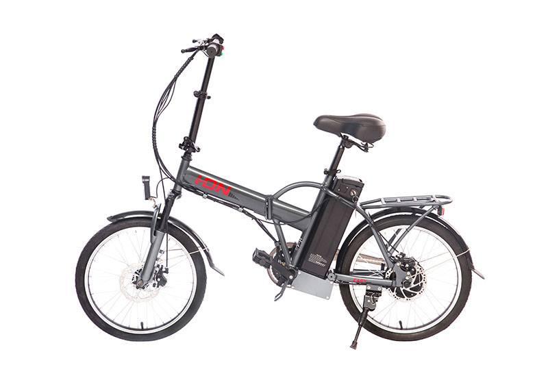 Bicicleta Eléctrica Plegable Revoe Easy Evo 20 Negro