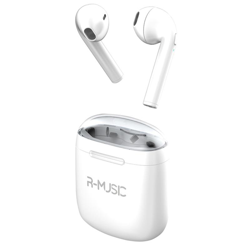 Auriculares Truewireless R-music Tws Akkor 2 Blanco