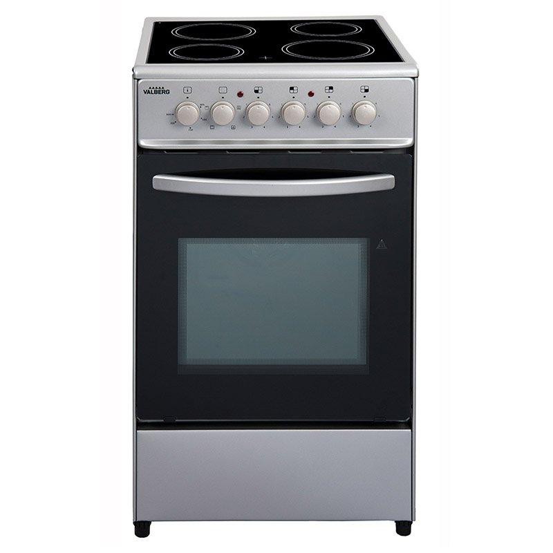 Cocina Vitrocerámica Valberg Vc 5060 4mc S507t V2