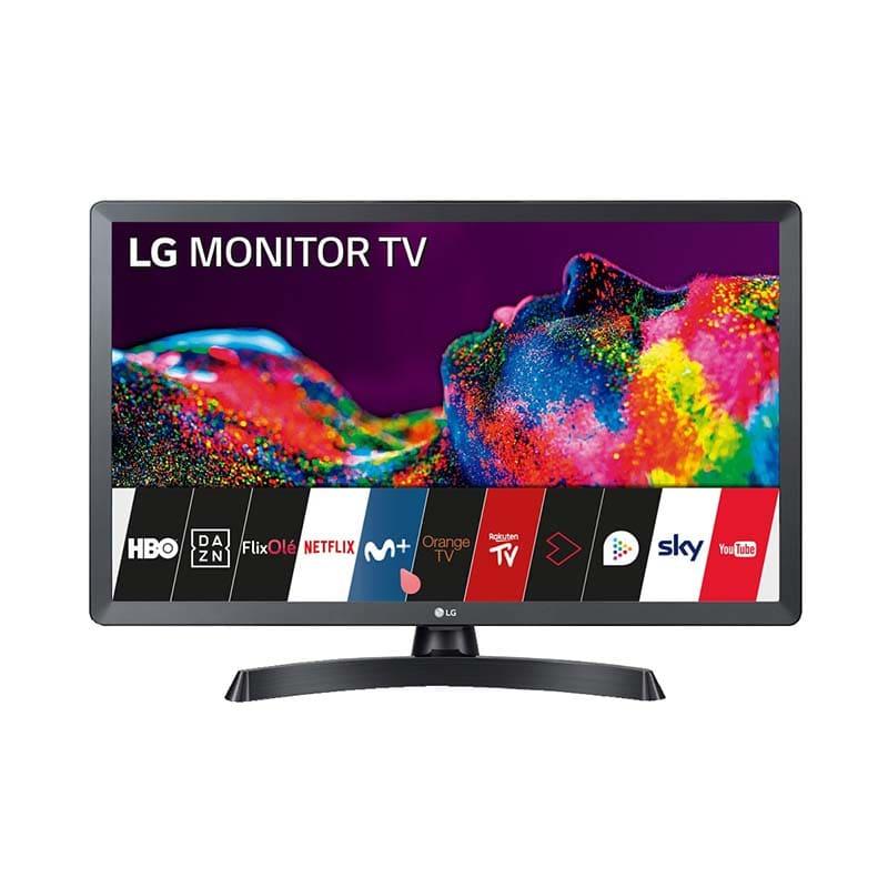 Tv 24 Hd Lg 24tn510s-pz Smart
