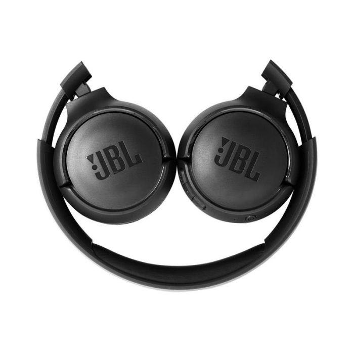 Auriculares diadema bluetooth JBL T500BT negro