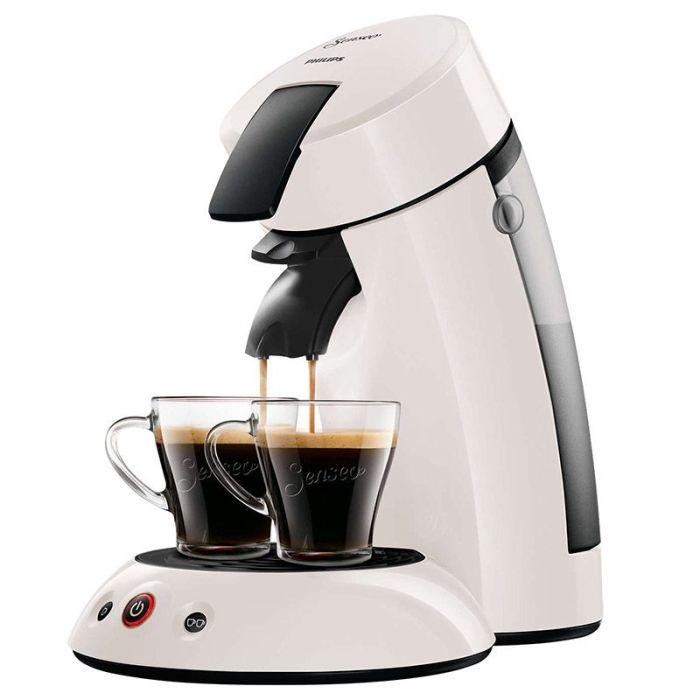 Cafetera monodosis PHILIPS SENSEO HD780641 beige