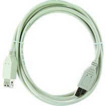 Cable Electro Dépôt 2.0 AA M/F 5 m
