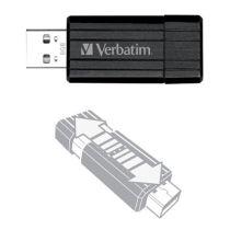 Memoria USB Verbatim 8Gb PinStripe