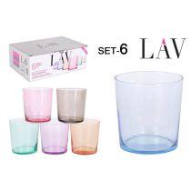 Vasos de colores 34,5Cl