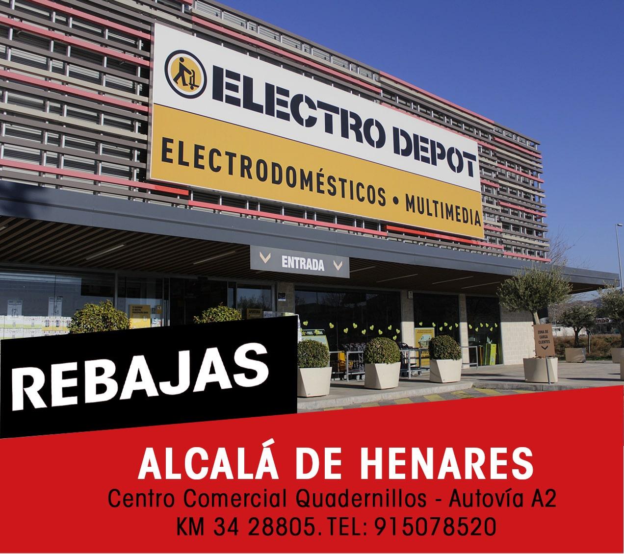 ALCALA DE HENARES REBAJAS