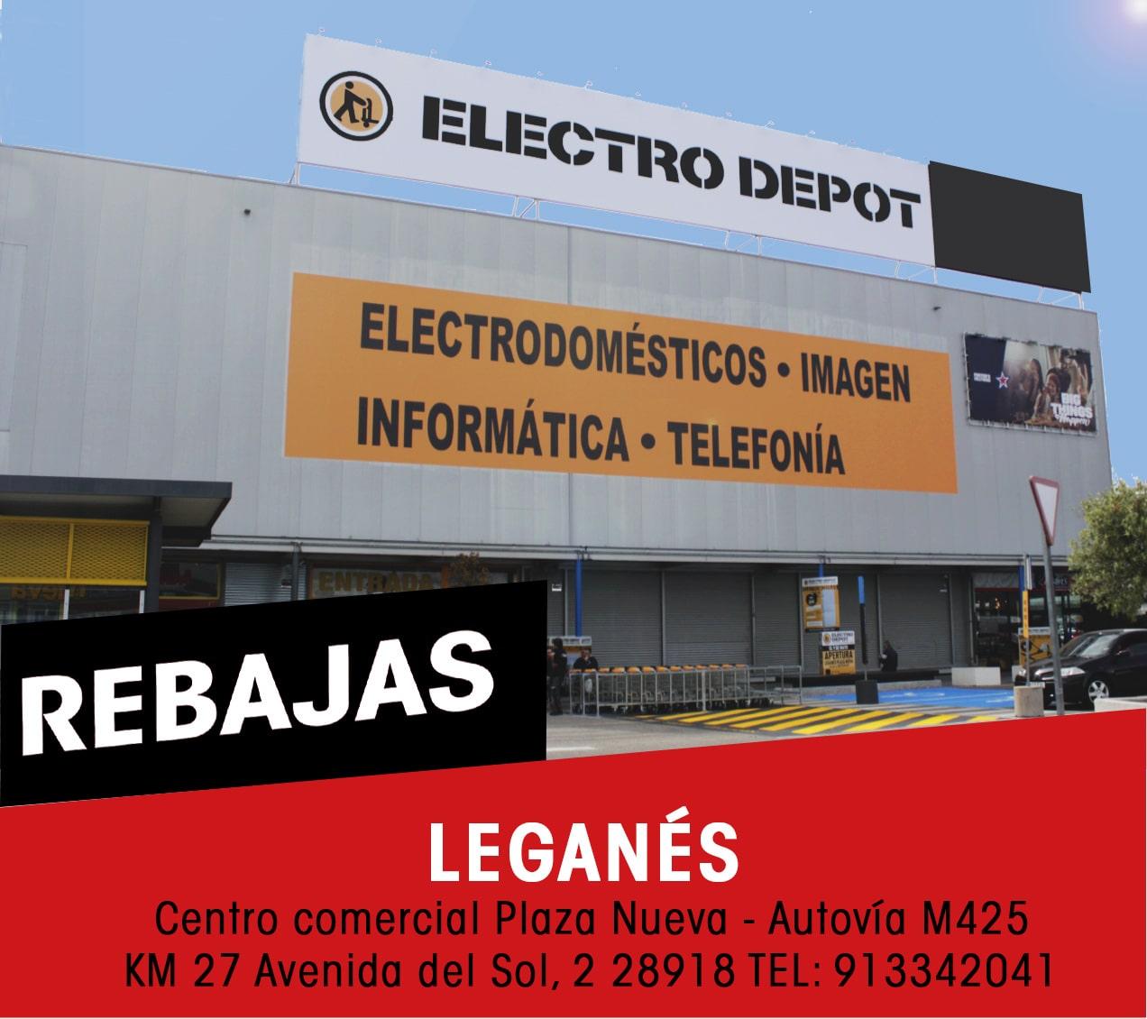 LEGANES REBAJAS