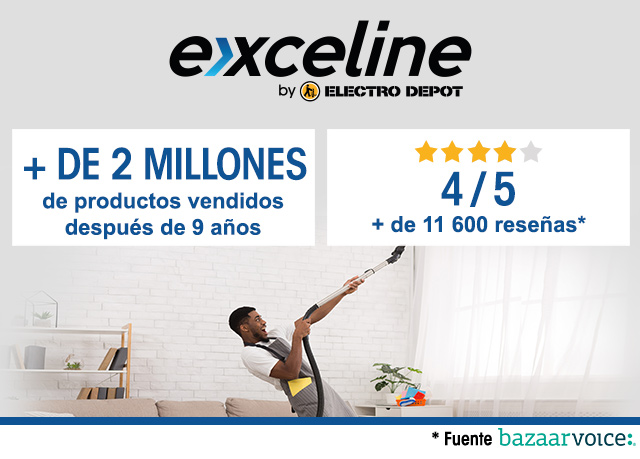 Exceline by Electrodepot