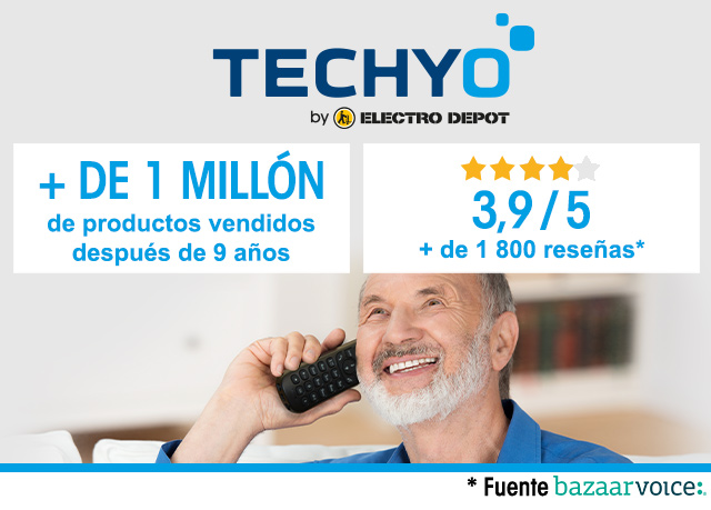 Techyo by Electrodepot