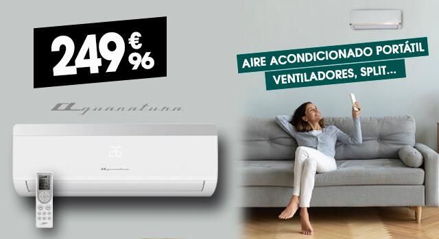 Aire acondicionado split ANG